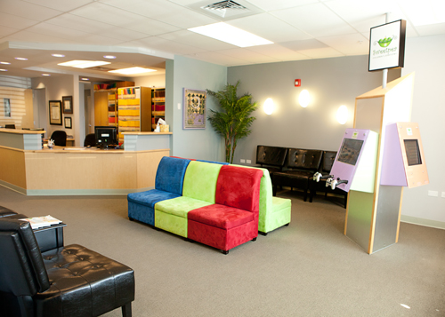Front Desk   Pediatric Dentist In Parker, CO