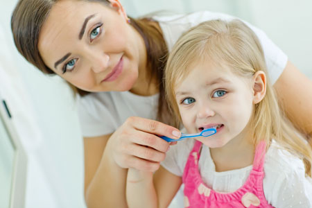 Brushing Tips - Pediatric Dentist in Parker, CO