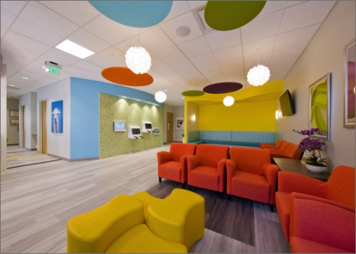Waiting Room - Pediatric Dentist in Parker, CO