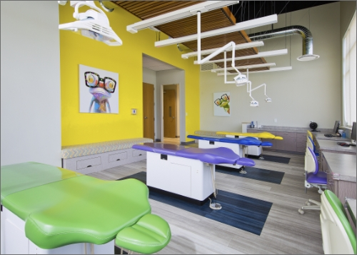 Open Bay - Pediatric Dentist in Parker, CO